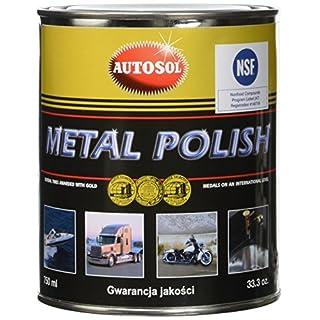 Autosol 01 001100 Edel-Chromglanz, 750 ml