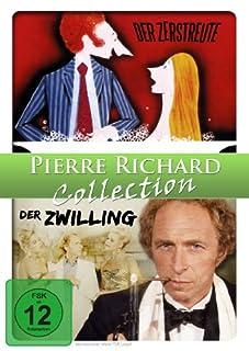 Pierre Richard Collection (Der Zerstreute / Der Zwilling)