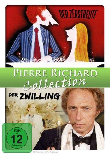 Bild von Pierre Richard Collection (Der Zerstreute / Der Zwilling)