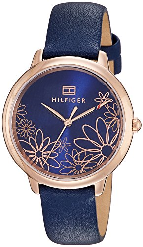 Tommy Hilfiger Analog Blue Dial Women's Watch-TH1781783J image