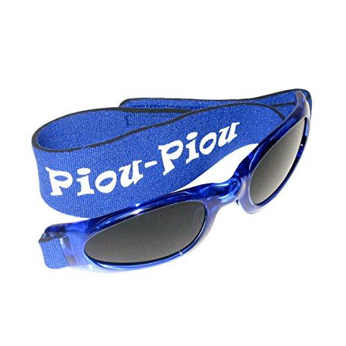 Piou Piou gafas para niños de 2 a 5 años - Azul