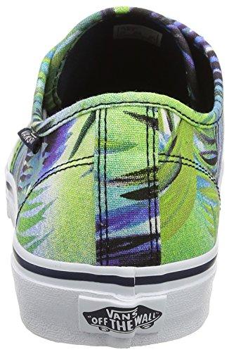 Vans Wm Camden Stripe, Baskets Basses Athlétiques Multicolore (paume)