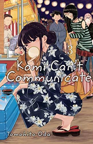 Komi Can't Communicate Vol 3: Volume 3