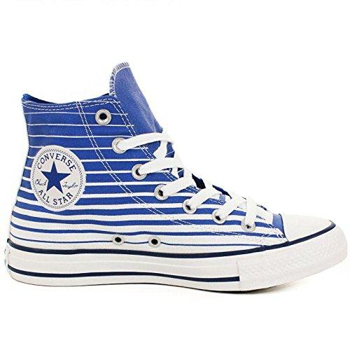 Converse Sneakers Chuck Taylor All Star C151186, Scarpe da Ginnastica Alte Unisex-Adulto Blu