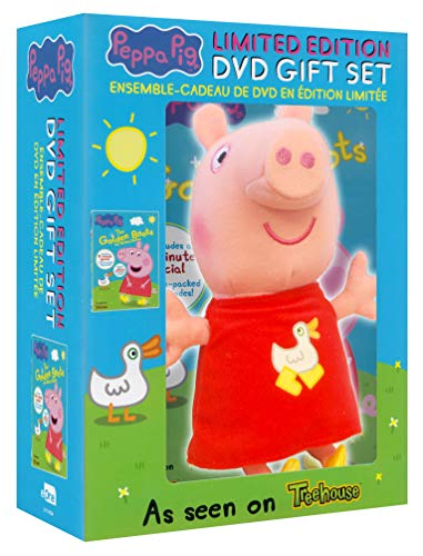 Peppa Pig: The Golden Boots (Giftset + Limited Edition)