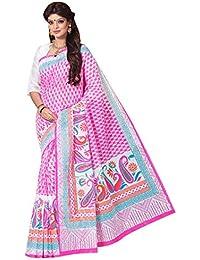 Roopkala Silks & Sarees Cotton Saree (Bp-138_Pink)