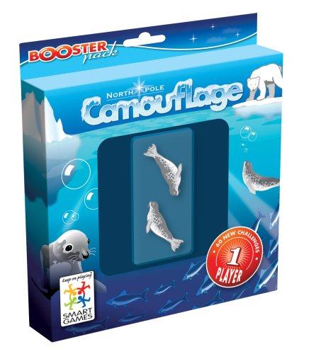 Smart Games 514046 - Erweiterungsset für Camouflage