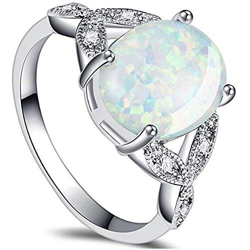 JUDE - Sterling-Silber 925 Opal