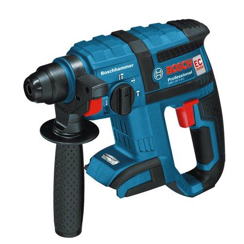 Preisvergleich Produktbild Bosch GBH 18 V-EC Professional Akkubohrhammer