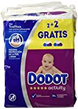 Toallitas Dodot Activity, Pack of 3 x 4 (648...