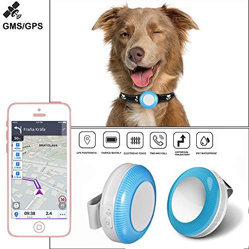TKMARS Traceur GPS pour Enfant Chien Chat TK925 GPS Tracker...