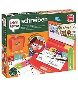 I Learn Schreiben Preescolar Niño/niña - Juegos educativos, Preescolar, Niño/niña, 4 año(s), 20 páginas, Alemán