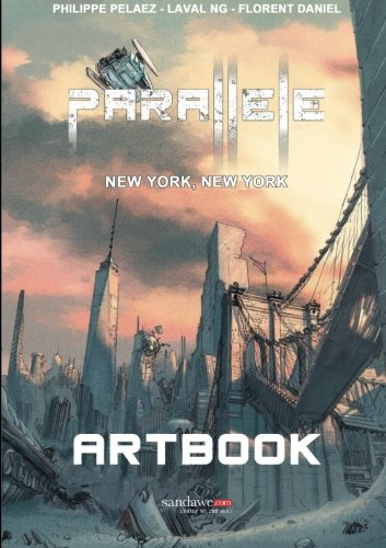 Laval Ng - Parallele 1 - Art Book: New York New York