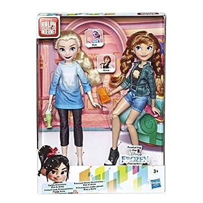 Disney Princess Elsa y Anna (Hasbro E7417ES0) por Hasbro
