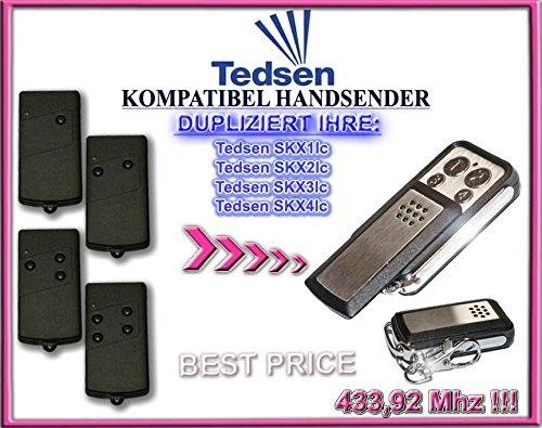 Tedsen kompatibel handsender / klone TR-189