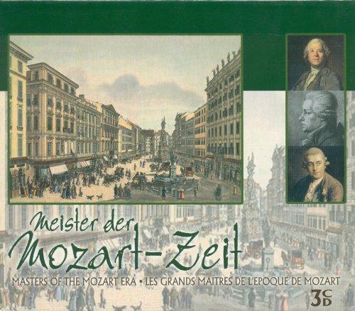 Mozart Era (Meister Der Mozart-Zeit) - Kraus, J.M. / Naumann, J.G. / Salieri, A. / Rosetti, A. / Dittersdorf, C.D. Von / Gluck, C.W.