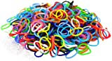 Loom Bandz - Rainbow Colours - Colourful Assortment 600 Count