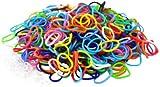 Loom Bandz - Rainbow Colours - Colourful Assortment 600 Count