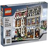 Lego 10218 - Zoohandlung