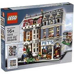 LEGO Creator 10218 - Negozio di animali