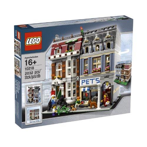Lego 10218 - Zoohandlung -