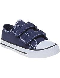 XTI 053750, Sneaker a Collo Alto Unisex �C Bambini, Nero (Black Negro), 36 EU