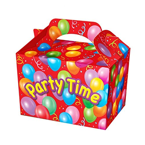 SUPER COOL KIDS PARTY BOXES - In a PARTYTIME design (happy...