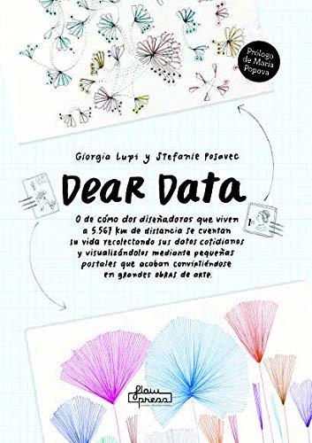 Dear Data por Giorgia Lupi