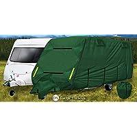 CoverPro - Funda para caravana, 4 capas, premium, 3.65 - 4.26 m