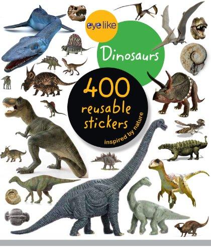 Eyelike Stickers: Dinosaurs (Dmi-bogen)
