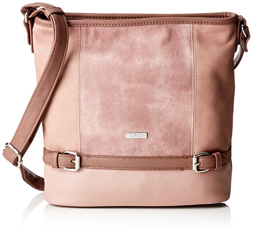 TOM TAILOR für Frauen Taschen & Geldbörsen Hobo-Tasche Juna Rose, OneSize -