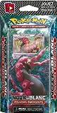 Pokémon - POBW201 - Jeu de cartes à jouer et à collectionner - Starter - Noir & Blanc 2 - Ruses Toxiques
