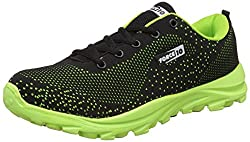 Force 10 (from Liberty) Mens Black Running Shoes - 9 UK/India (43 EU)
