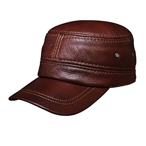 Haisum Herren Baseball Cap Vintage verstellbare Wildleder Hüte mit Snapback (Vintage Cap Wildleder)
