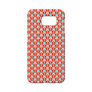 BLUEDIO Designer 3D Printed Back case cover for Samsung Galaxy S6 - G5089