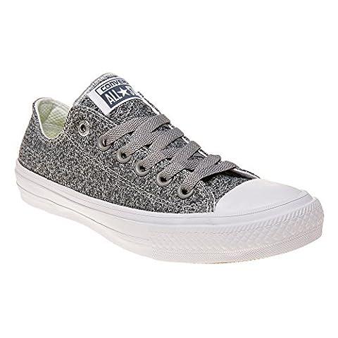Converse Chuck Taylor All Star Ii Low Damen Sneaker Grau