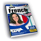 Talk Now! Learn French. CD-ROM: Essential Words and Phrases for Absolute Beginners