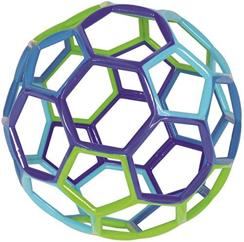 gowi-660-68-hex-ball-xxl-sortier-stapel-und-steckspielzeug-durchmesser-200-mm