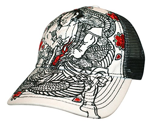 miami-ink-sumo-dragon-fight-trucker-cap