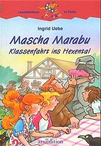 Mascha Marabu - Klassenfahrt ins Hexental (Känguru - Leseabenteuer in Farbe / Ab 8 Jahren) -