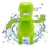 Cold Toy Auf der Kette von Nilpferd Baby Wasser Spielzeug(3pc)