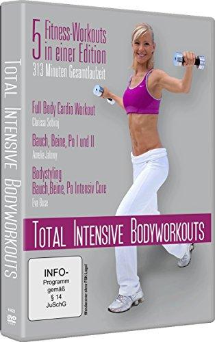 Total Intensive Bodyworkouts - Gesund und Nachhaltig trainieren [5 DVDs]