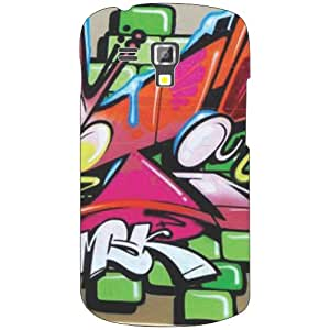 Samsung Galaxy S Duos 7562 flashy Phone Cover - Matte Finish Phone Cover