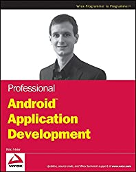 [(Professional Android Application Development)] [By (author) Reto Meier] published on (November, 2008)