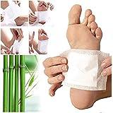 Kapmore Detox Voetpleisters, 100 stuks, detox-voetpleisters, ontgiftingspleisters, voor het verwijderen van lichaamsgieten, p