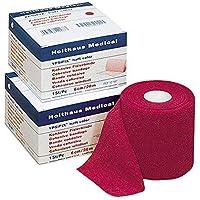Holthaus Medical Fixierbinde YPSIFIX® haft color, Verband Bandage Binde, selbsthaftend, 8cmx20m, pink preisvergleich bei billige-tabletten.eu