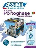 Il nuovo portoghese senza sforzo. Con 4 CD Audio. Con CD Audio formato MP3