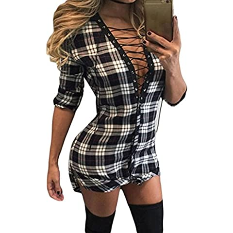 sleekwear -  Vestito  - fasciante - Maniche a