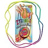 fun Ztringz Cuerda - Juegos y Juguetes de Habilidad/Activos (Cuerda, Multicolor, Nylon, 5 año(s), Niño/niña, Ampolla) , color