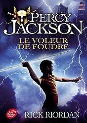 Percy Jackson - Tome 1: Le voleur de foudre